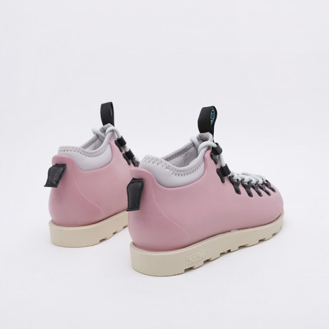 розовые  ботинки native fitzsimmons citylite 31106800-5979 - цена, описание, фото 4