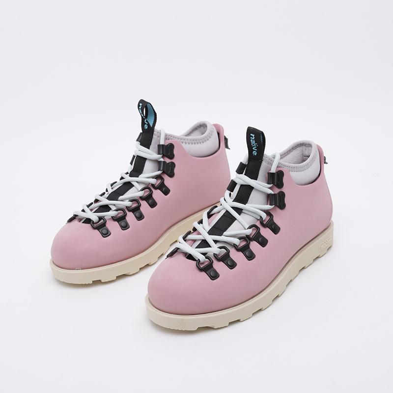 розовые  ботинки native fitzsimmons citylite 31106800-5979 - цена, описание, фото 3