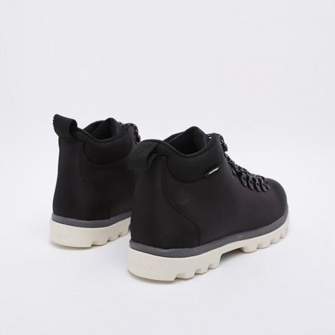 чёрные  ботинки native fitzsimmons treklite 41100630-1099 - цена, описание, фото 3