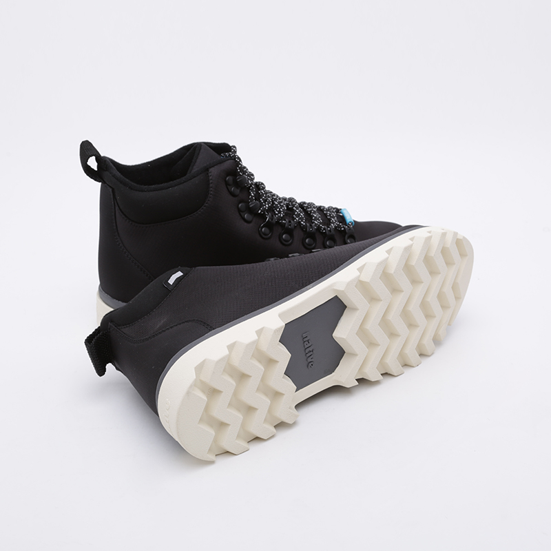 чёрные  ботинки native fitzsimmons treklite 41100630-1099 - цена, описание, фото 4