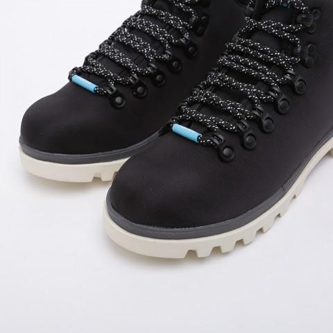 чёрные  ботинки native fitzsimmons treklite 41100630-1099 - цена, описание, фото 5