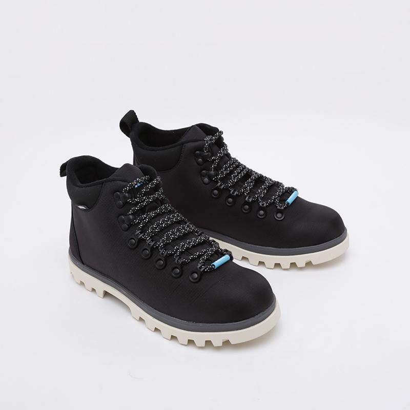чёрные  ботинки native fitzsimmons treklite 41100630-1099 - цена, описание, фото 2