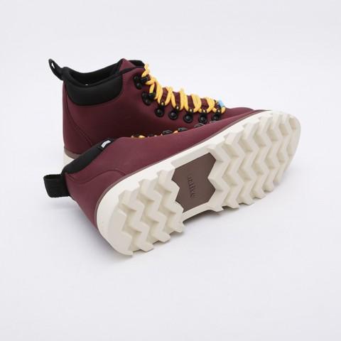 бордовые  ботинки native fitzsimmons treklite 41100630-6112 - цена, описание, фото 4