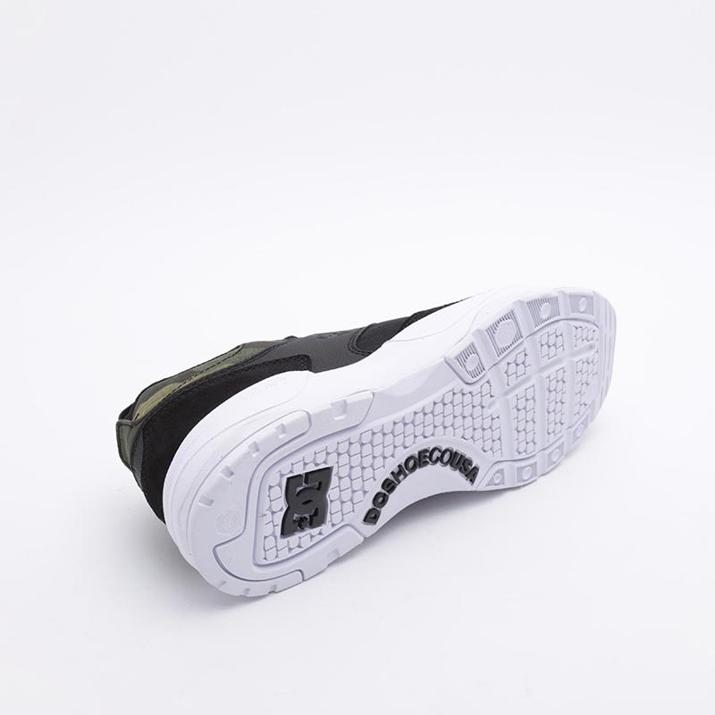 мужские чёрные  кроссовки dc shoes e.tribeka se ADYS700142-0CP-0CP - цена, описание, фото 4