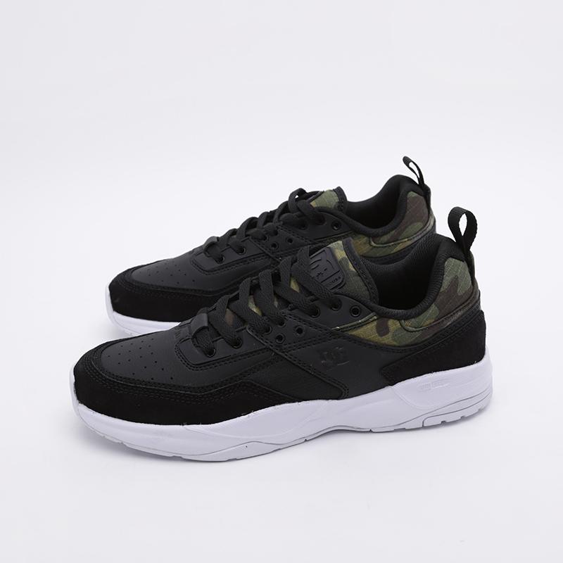мужские чёрные  кроссовки dc shoes e.tribeka se ADYS700142-0CP-0CP - цена, описание, фото 2