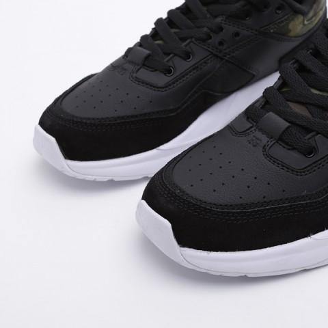 мужские чёрные  кроссовки dc shoes e.tribeka se ADYS700142-0CP-0CP - цена, описание, фото 5
