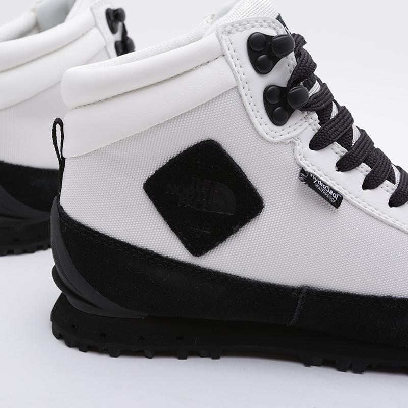 женские белые, чёрные  ботинки the north face back-to-berkley boot ii T0A1MFLA9 - цена, описание, фото 5