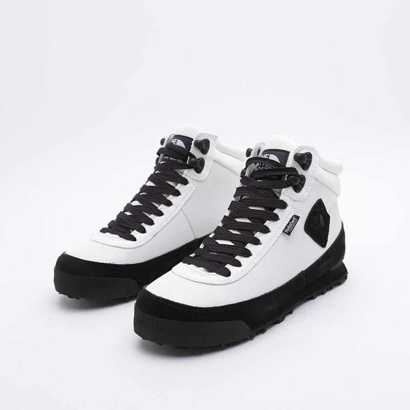 женские белые, чёрные  ботинки the north face back-to-berkley boot ii T0A1MFLA9 - цена, описание, фото 4