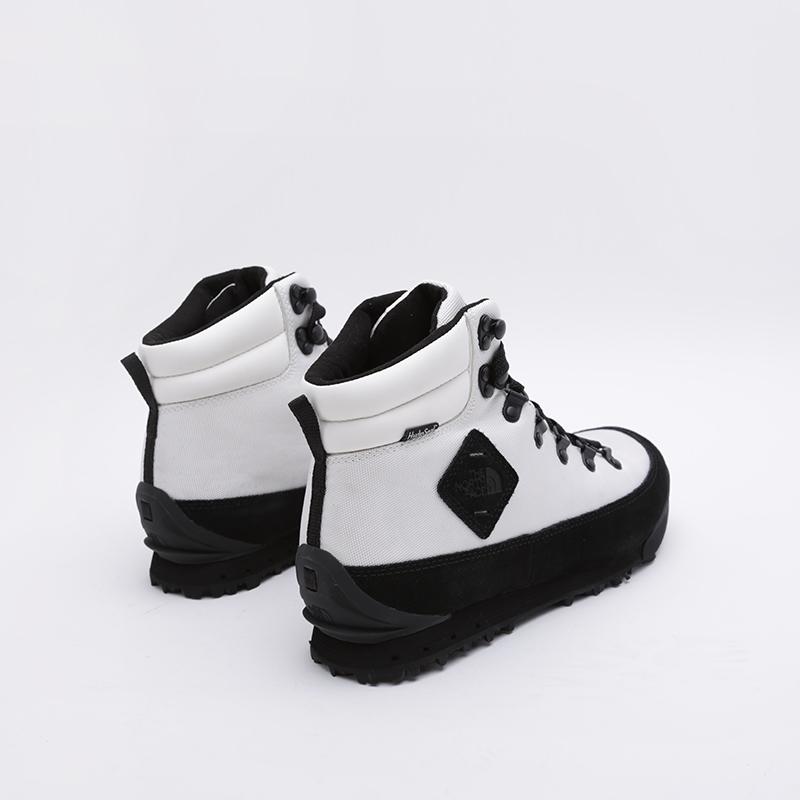 мужские белые, чёрные  ботинки the north face back-to-berkeley nl T0CKK4LA9 - цена, описание, фото 4