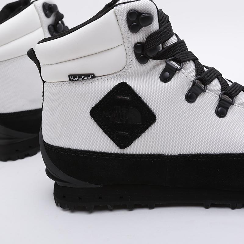 мужские белые, чёрные  ботинки the north face back-to-berkeley nl T0CKK4LA9 - цена, описание, фото 5