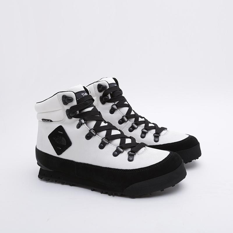 мужские белые, чёрные  ботинки the north face back-to-berkeley nl T0CKK4LA9 - цена, описание, фото 1