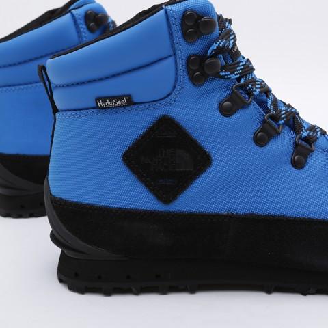 мужские голубые, чёрные  ботинки the north face back-to-berkeley nl T0CKK4EF1 - цена, описание, фото 5