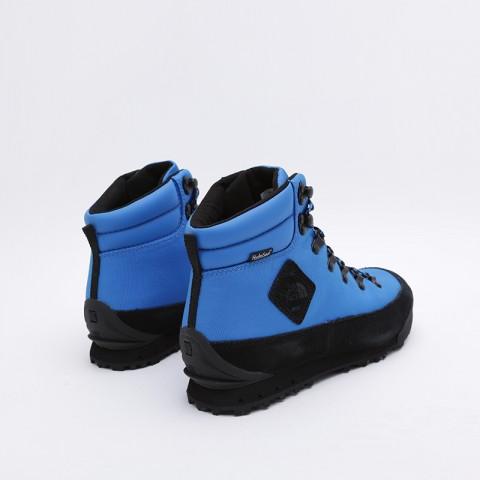 мужские голубые, чёрные  ботинки the north face back-to-berkeley nl T0CKK4EF1 - цена, описание, фото 3