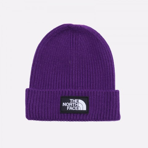 Шапка The North Face TNF Logo Box Cuf Bne