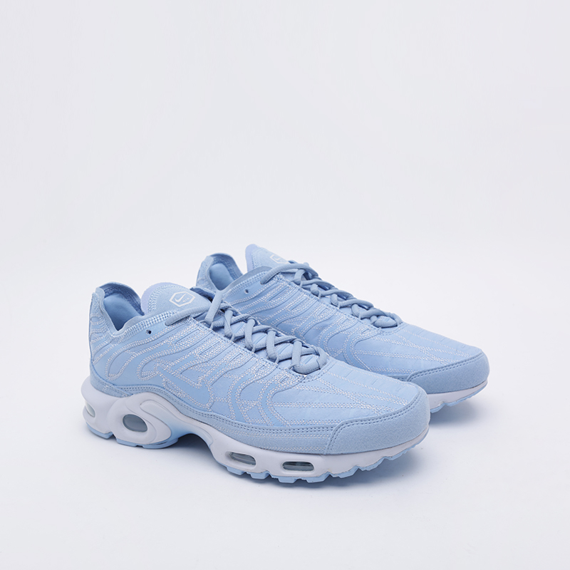 мужские голубые  кроссовки nike air max plus decon CD0882-400 - цена, описание, фото 1