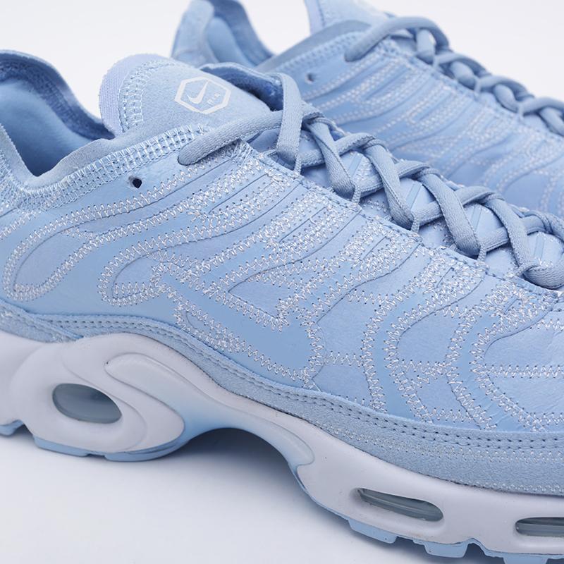 мужские голубые  кроссовки nike air max plus decon CD0882-400 - цена, описание, фото 5