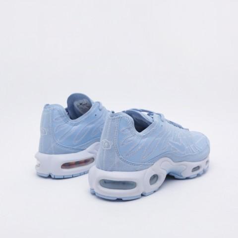 мужские голубые  кроссовки nike air max plus decon CD0882-400 - цена, описание, фото 3