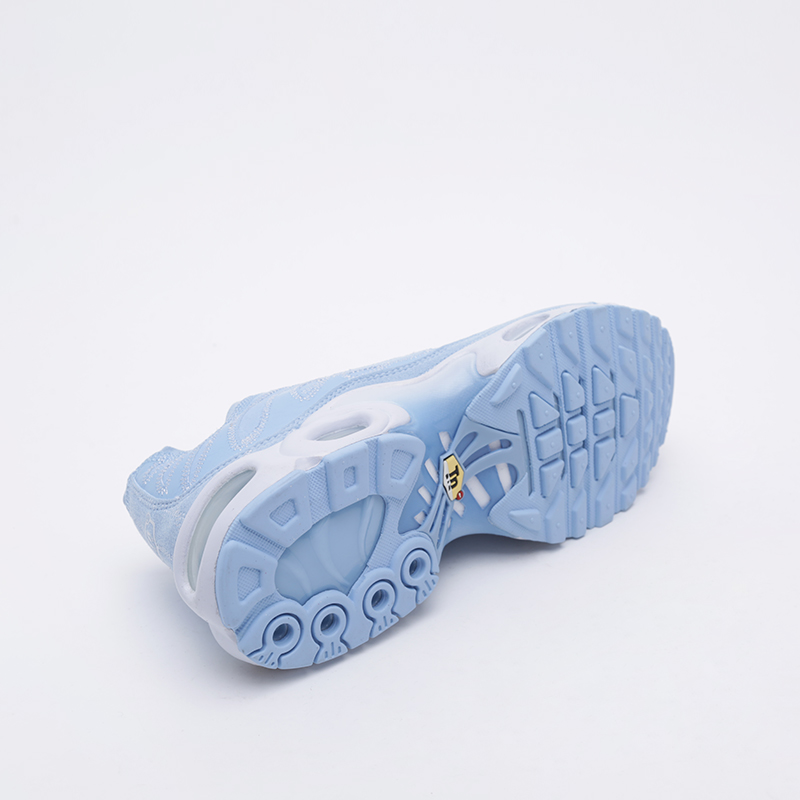 мужские голубые  кроссовки nike air max plus decon CD0882-400 - цена, описание, фото 2