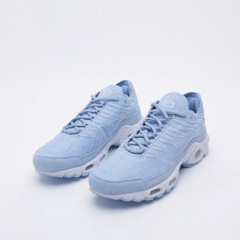 мужские голубые  кроссовки nike air max plus decon CD0882-400 - цена, описание, фото 4