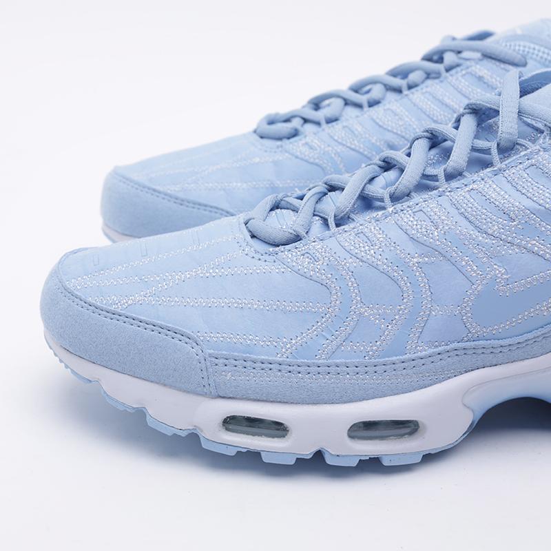 мужские голубые  кроссовки nike air max plus decon CD0882-400 - цена, описание, фото 6
