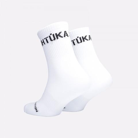 мужские белые  носки sneakerhead shtuka Shtuka-white - цена, описание, фото 2