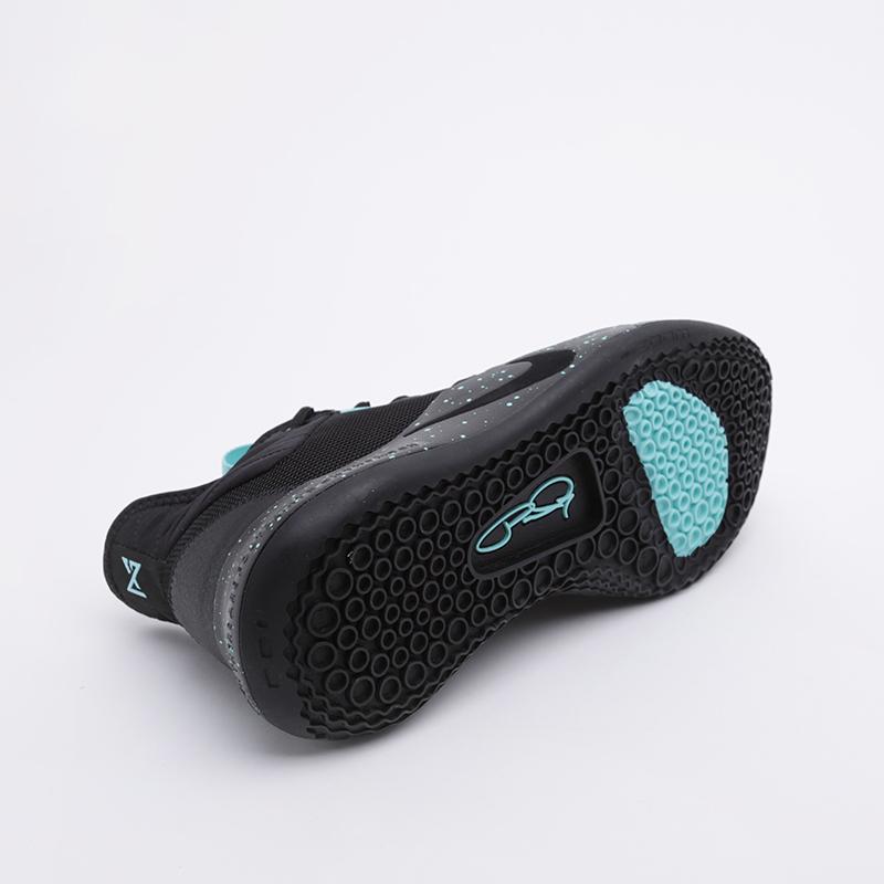 мужские чёрные  кроссовки nike pg 3 AO2607-006 - цена, описание, фото 3