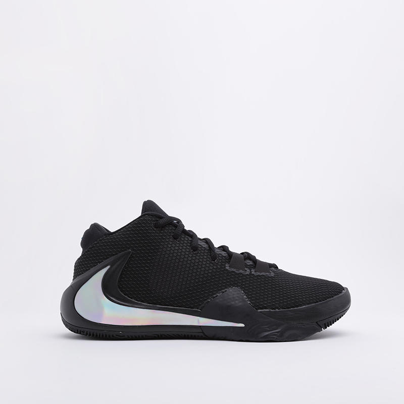 мужские чёрные  кроссовки nike zoom freak 1 BQ5422-004 - цена, описание, фото 2