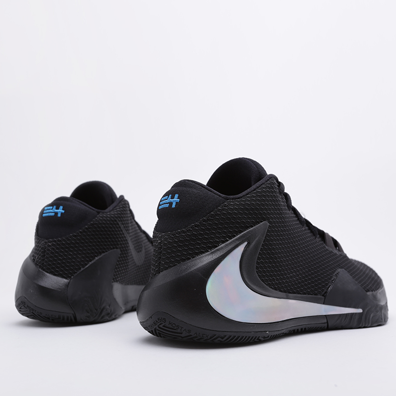 мужские чёрные  кроссовки nike zoom freak 1 BQ5422-004 - цена, описание, фото 5