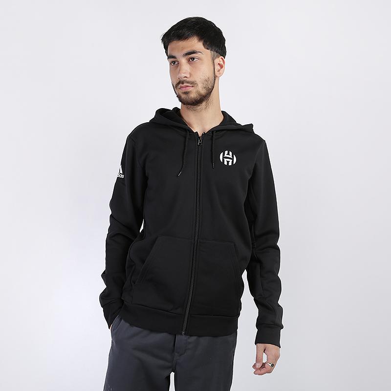 Толстовка adidas HRDN Fleece FZ фото