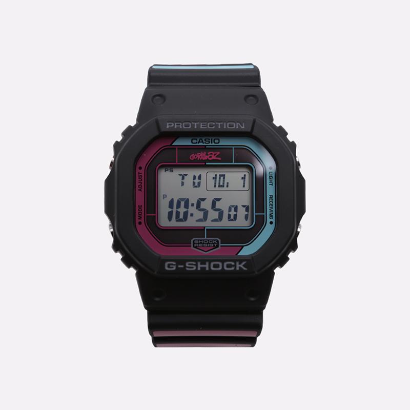 чёрные  часы casio gw-b5600gz-1er GW-B5600GZ-1ER - цена, описание, фото 1