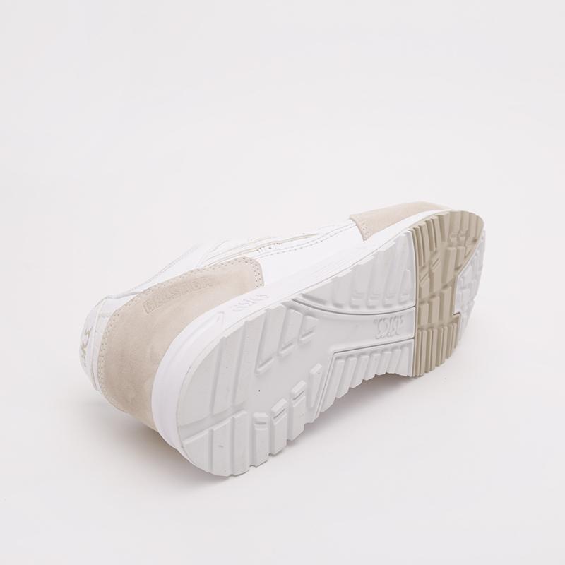 женские бежевые  кроссовки asics gelsaga 1192A107-100 - цена, описание, фото 3