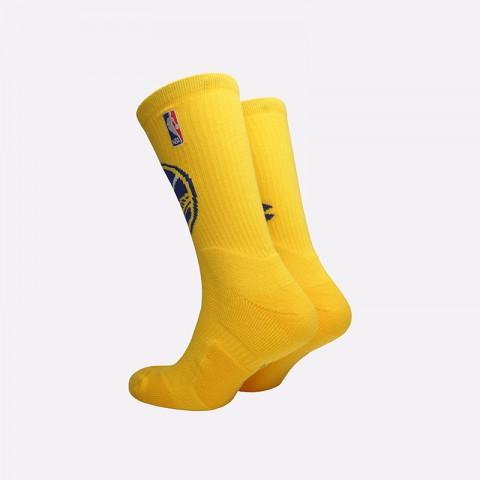 мужские жёлтые  носки nike elite crew SK0167-728 - цена, описание, фото 2
