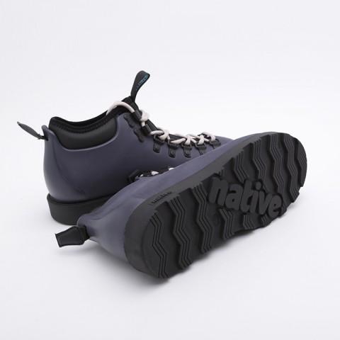 серые  ботинки native fitzsimmons citylite 31106800-1132 - цена, описание, фото 2