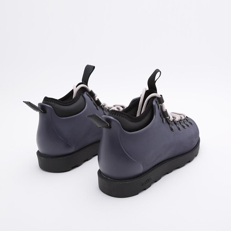 серые  ботинки native fitzsimmons citylite 31106800-1132 - цена, описание, фото 3