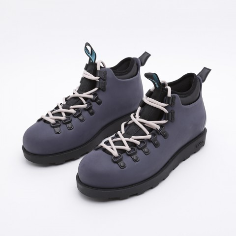 серые  ботинки native fitzsimmons citylite 31106800-1132 - цена, описание, фото 4