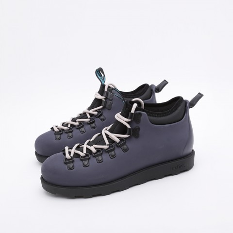 серые  ботинки native fitzsimmons citylite 31106800-1132 - цена, описание, фото 5