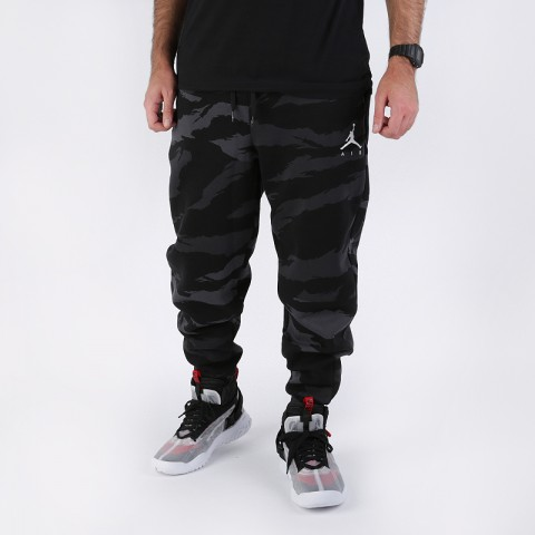Брюки Jordan Jumpman Fleece Camo Pant