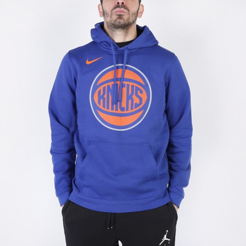 Толстовка Nike NBA New York Knicks Hoodie