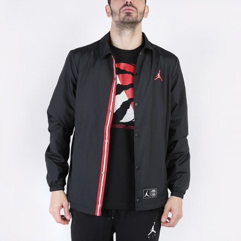 Куртка Jordan PSG Coaches Jacket