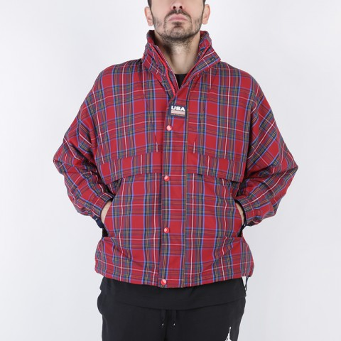 Куртка Nike Plaid Swoosh Stripe Jacket