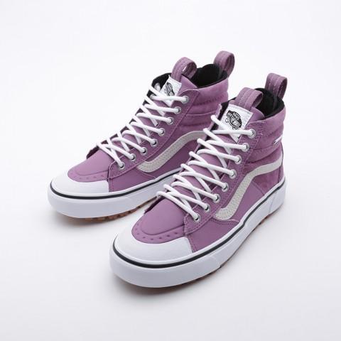 фиолетовые  кроссовки vans sk8-hi mte 2.0 dx VA4P3ITUKM - цена, описание, фото 5