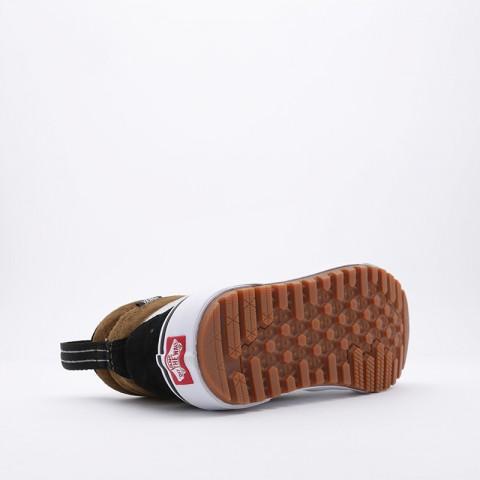 коричневые  кроссовки vans sk8-hi mte 2.0 dx VA4P3ITUHM - цена, описание, фото 4