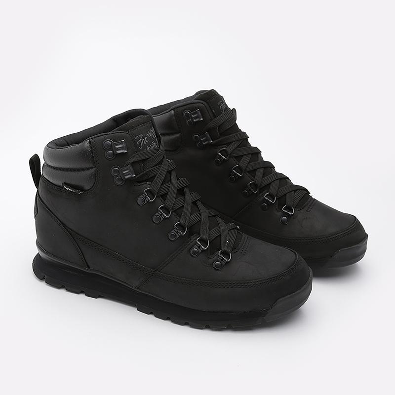 Ботинки The North Face Back-To-Berkley Redux Leather фото