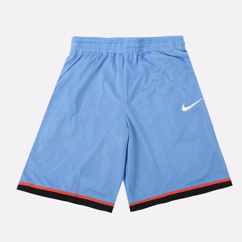 мужские голубые  шорты nike classic AQ5600-462 - цена, описание, фото 1