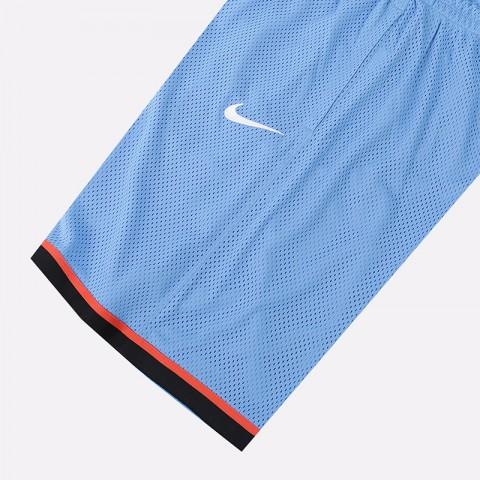 мужские голубые  шорты nike classic AQ5600-462 - цена, описание, фото 2