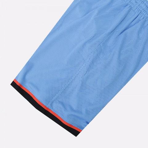 мужские голубые  шорты nike classic AQ5600-462 - цена, описание, фото 3