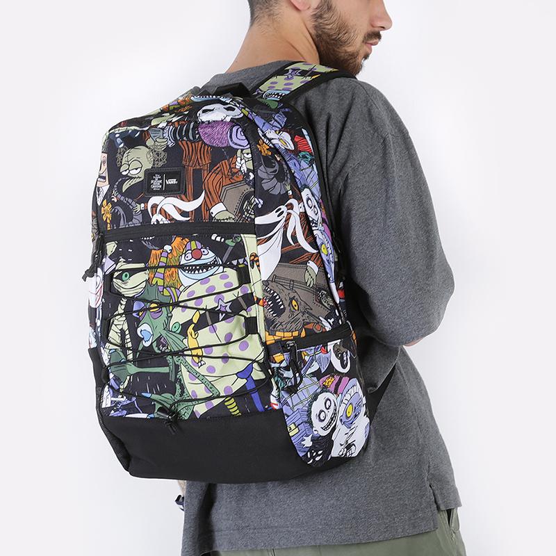 Рюкзак Vans, Snag Plus Backpack, Разноцветный