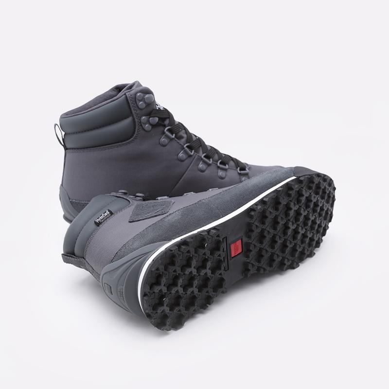 Ботинки The North Face, Back-to-Berkeley NL, Серый