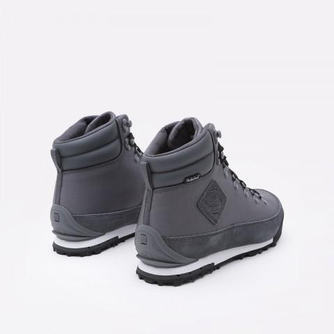 мужские серые  ботинки the north face back-to-berkeley nl T0CKK4A8B - цена, описание, фото 3