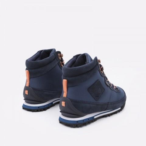 женские синие  ботинки the north face back-to-berkeley boot ii T0A1MFH50 - цена, описание, фото 3